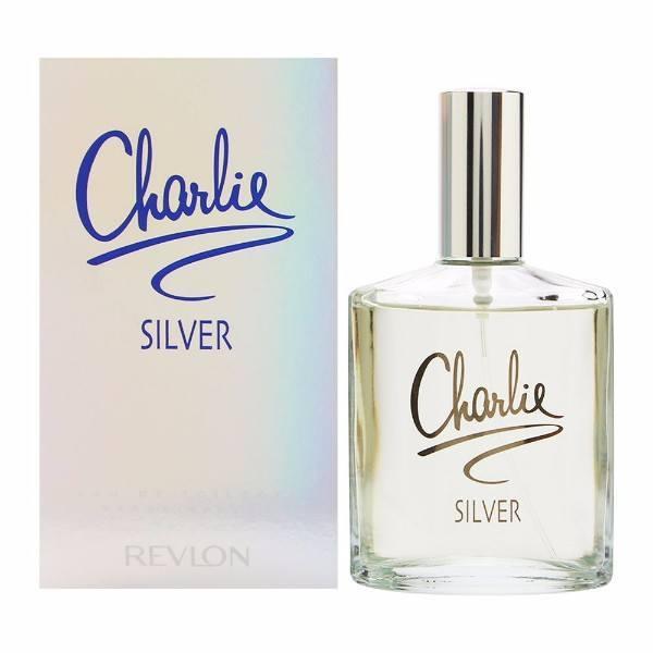 Revlon Charlie Silver Eau De Toilette 100ml