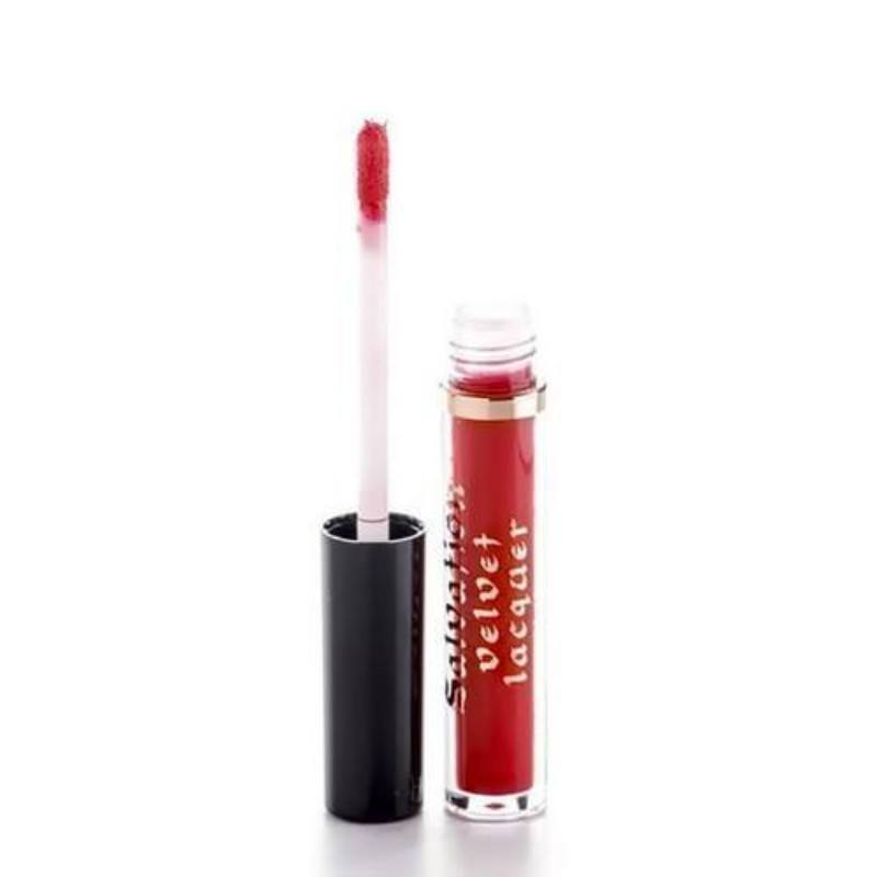 Make Up Revolution London Salvation Velvet Lip Lacquer 2ml Keep Trying For You
