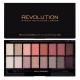 Make Up Revolution London New-Trals Vs Neutrals Palette 16gr Pallete Of Eyeshadows