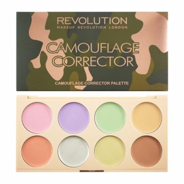 Makeup Revolution London Camouflage Corrector Palette Corrector 13gr
