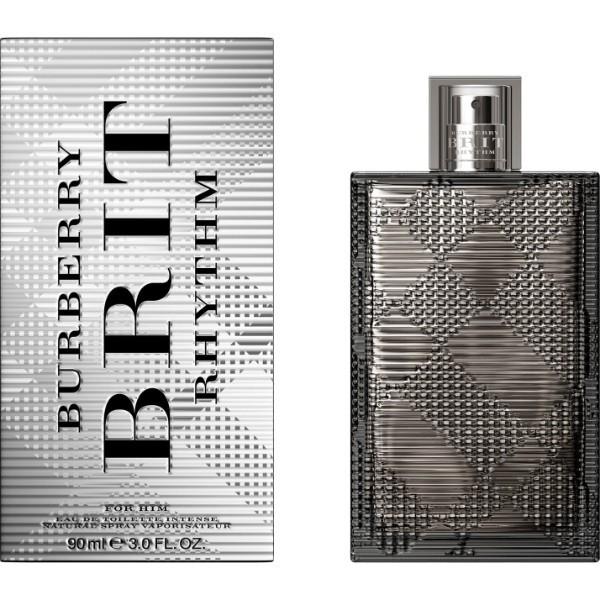 Burberry Brit Rhythm Intense Eau De Toilette 90ml