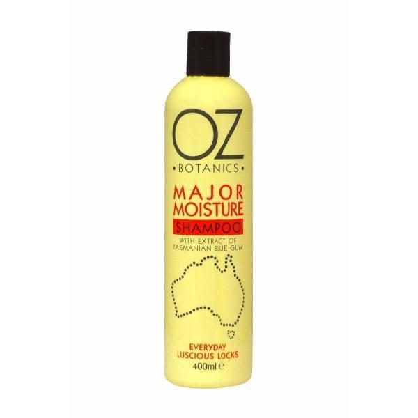 Xpel Oz Botanics Major Moisture Shampoo 400ml