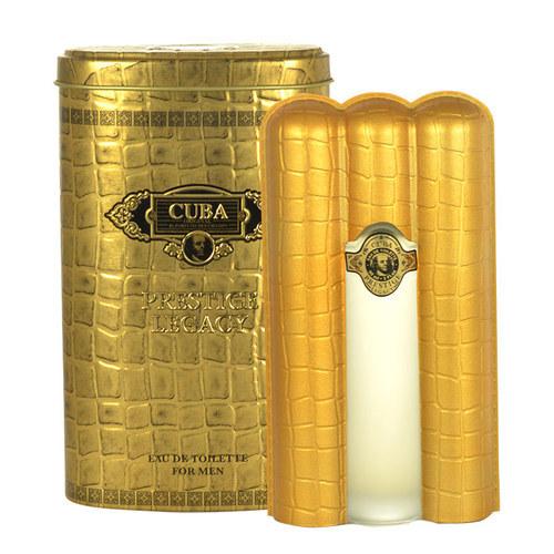 Cuba Prestige Legacy Eau De Toilette 90ml