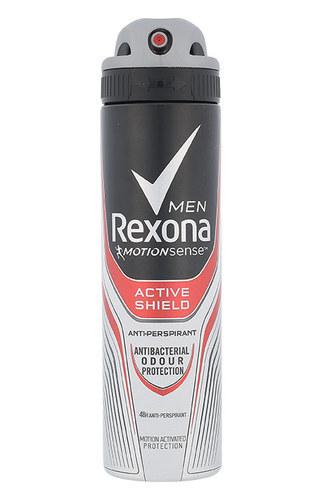 Rexona Men Active Shield 48H Anti-Perspirant Deo Spray 150ml