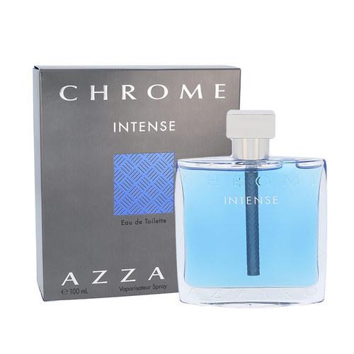 Azzaro Chrome Intense Eau De Toilette 100ml