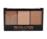 Makeup Revolution London Ultra Sculpt & Contour Kit Bronzer 11gr C04 Ultra Light/medium