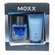 Mexx Man Eau De Toilette 30Ml & 50Ml Shower Gel