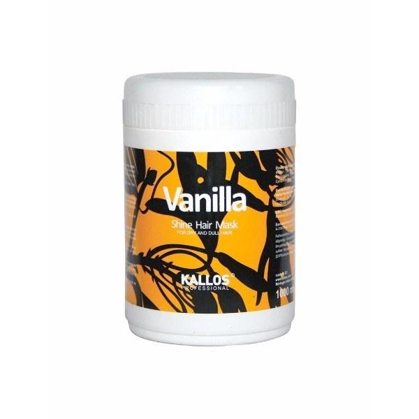 KALLOS Vanilla Shine Hair Mask 1000ml