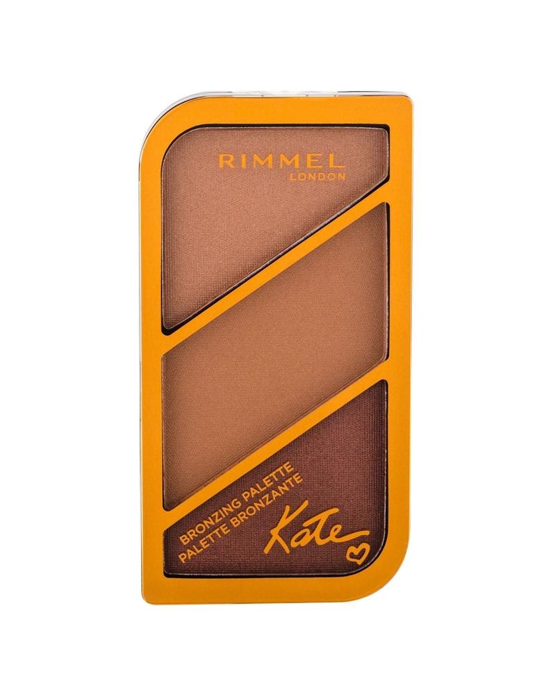 RIMMEL Bronzing Palette paleta bronzerow 18,5g