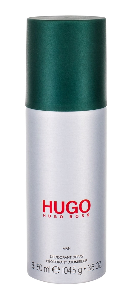 Hugo Boss Hugo Man Deodorant 150ml Aluminum Free (Deo Spray)
