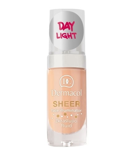 Dermacol Sheer Face Illuminator - Beauty Fluid 15ml 02 Day Light