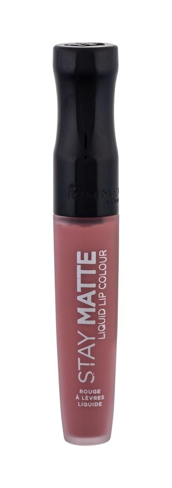 Rimmel London Stay Matte Lipstick 5,5ml 110 Blush (Matt)
