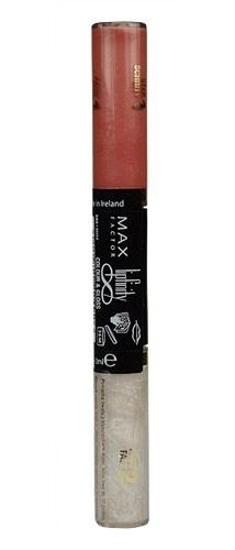 Max Factor Lipfinity Colour + Gloss Lipstick 2x3ml 550 Reflective Ruby (Glossy)