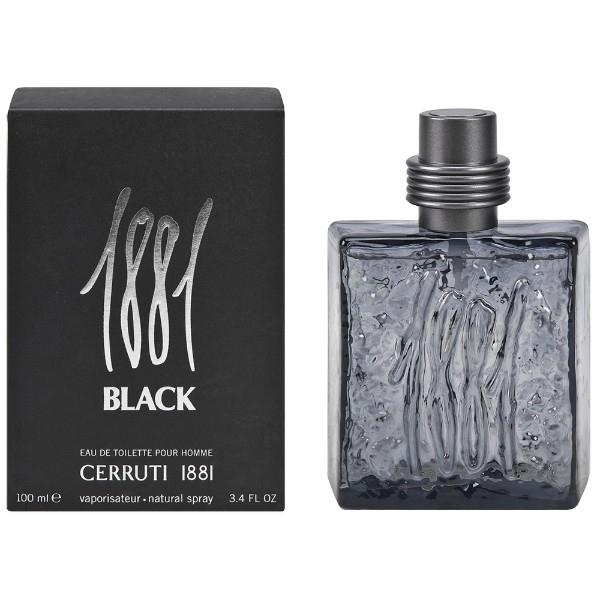 Nino Cerruti Cerruti 1881 Black Eau De Toilette 100ml