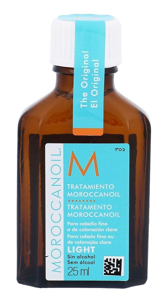 Moroccanoil Treatment Light Oil Hair Oils And Serum 25ml (All Hair Types)