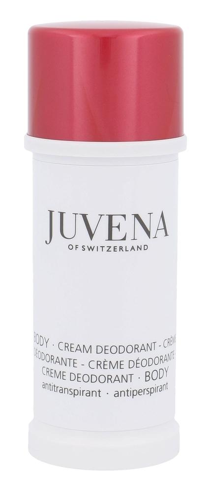 Juvena Body Cream Deodorant Antiperspirant 40ml (Cream)