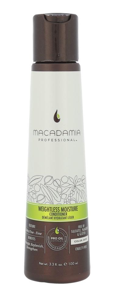 Macadamia Professional Weightless Moisture Conditioner 100ml (Fine Hair)