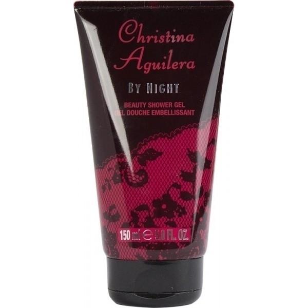 Christina Aguilera By Night Shower Gel 150ml