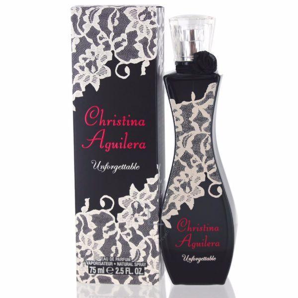 Christina Aguilera Unforgettable Eau De Parfum 75ml