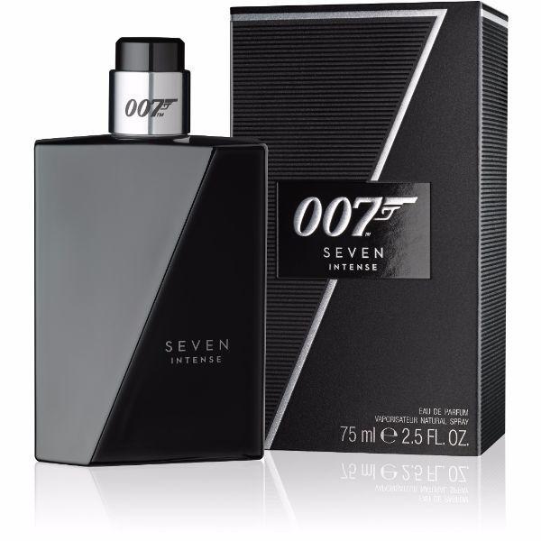 James Bond Seven Intense Eau De Parfum 75ml