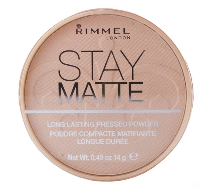 Rimmel London Stay Matte Powder 14gr 004 Sandstorm