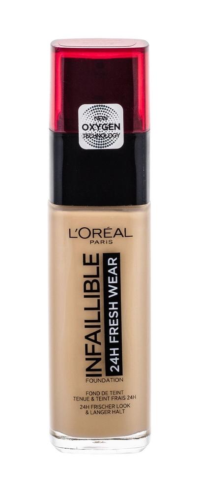 L/oreal Paris Infaillible 24h Fresh Wear Makeup 30ml 120 Vanilla