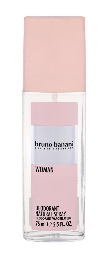 Bruno Banani Woman Deodorant 75ml Aluminum Free (Deo Spray)