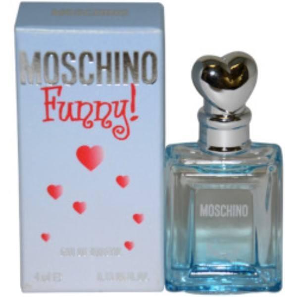 Moschino Funny! Eau De Toilette 4ml