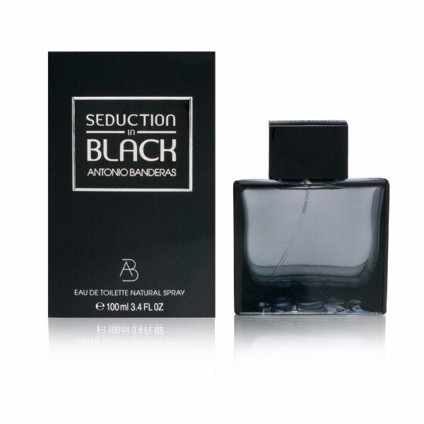 Antonio Banderas Seduction In Black Eau De Toilette 100ml