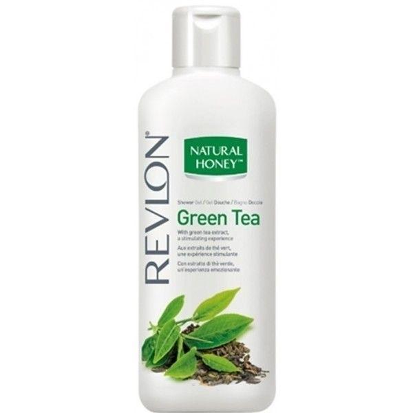 Revlon Natural Honey Green Tea Shower Gel 650ml