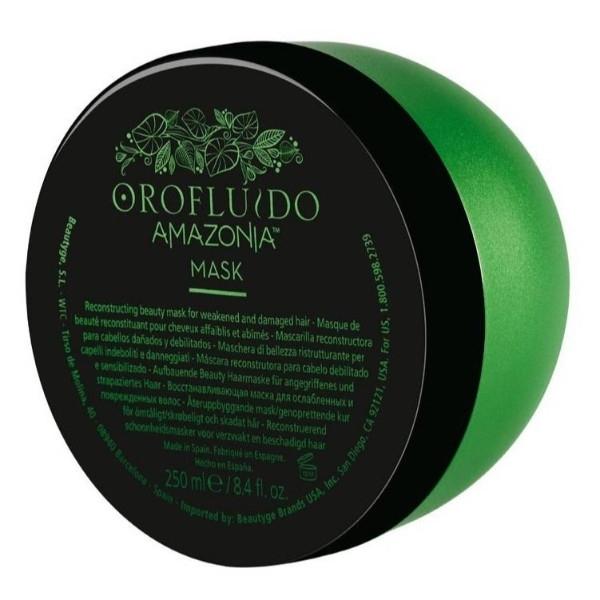 Orofluido Amazonia Hair Mask 250ml (Damaged Hair)