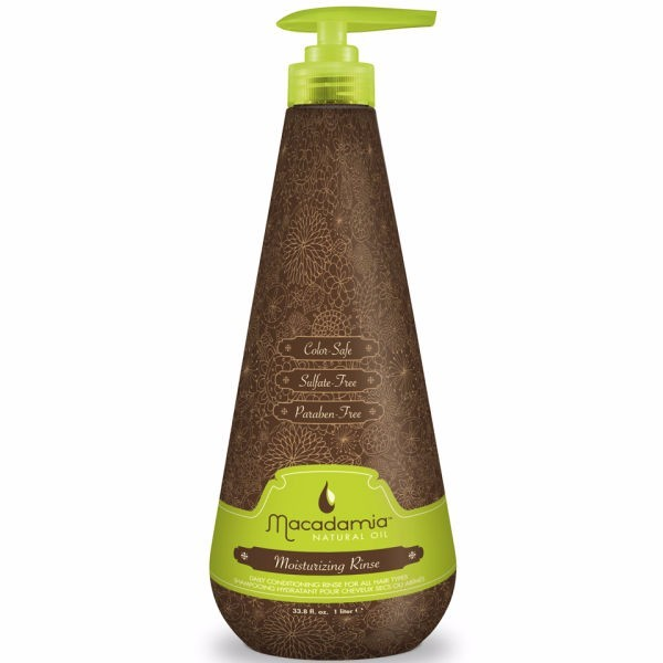MACADAMIA PROFESSIONAL Natural Oil Moisturizing Rinse Conditioner intensywnie nawilzajaca odzywka do wlosow 1000ml