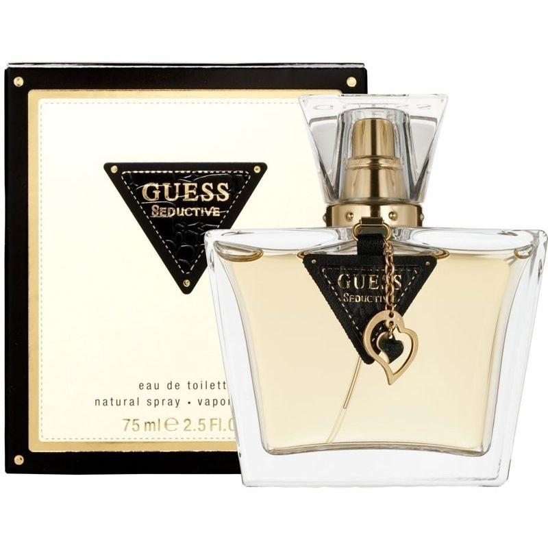 Guess Seductive Noir Eau De Toilette 75ml