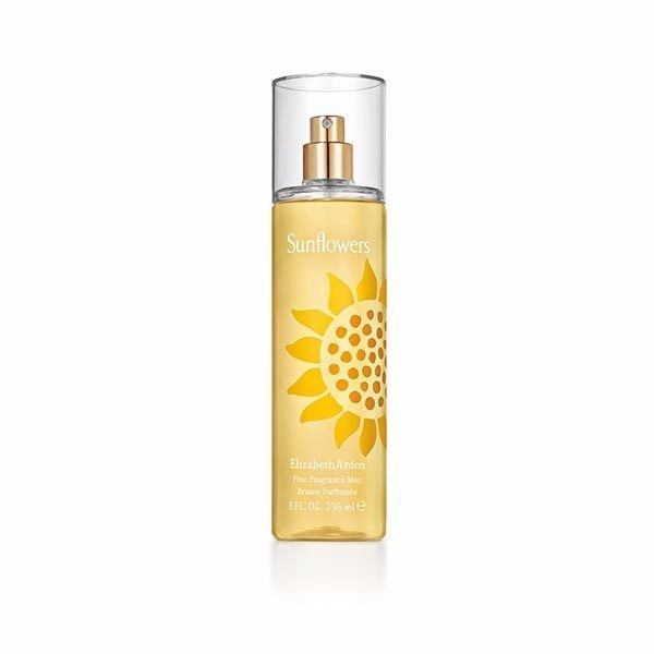 Elizabeth Arden Sunflowers Nourishing Body Spray 236ml