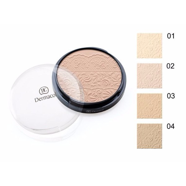 Dermacol Compact Powder 8gr for Normal and Combination Skin 3