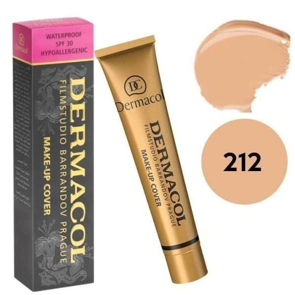 Dermacol Make Up Cover 30ml C. 212