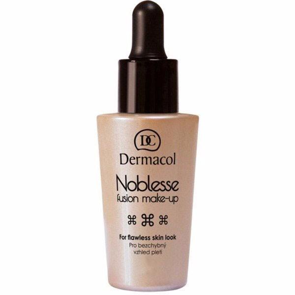 Dermacol Noblesse Fusion Make-up Makeup 25ml Spf10 Sand