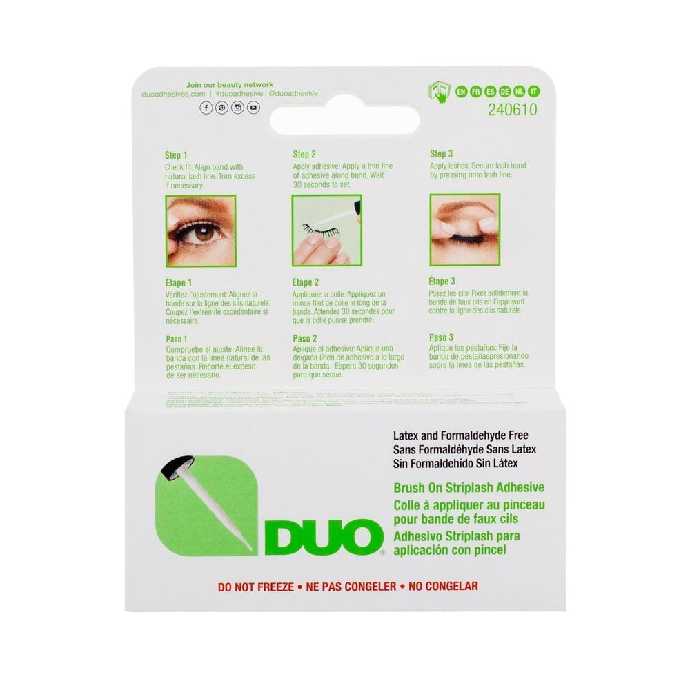 Ardell Duo Brush On Striplash Adhesive False Eyelashes 5gr