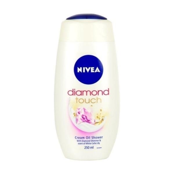 Nivea Care & Diamond Shower Gel 250ml