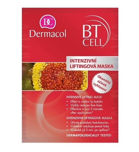 Dermacol Bt Cell Intensive Lifting Mask Face Mask 16gr (Wrinkles - All Skin Types)
