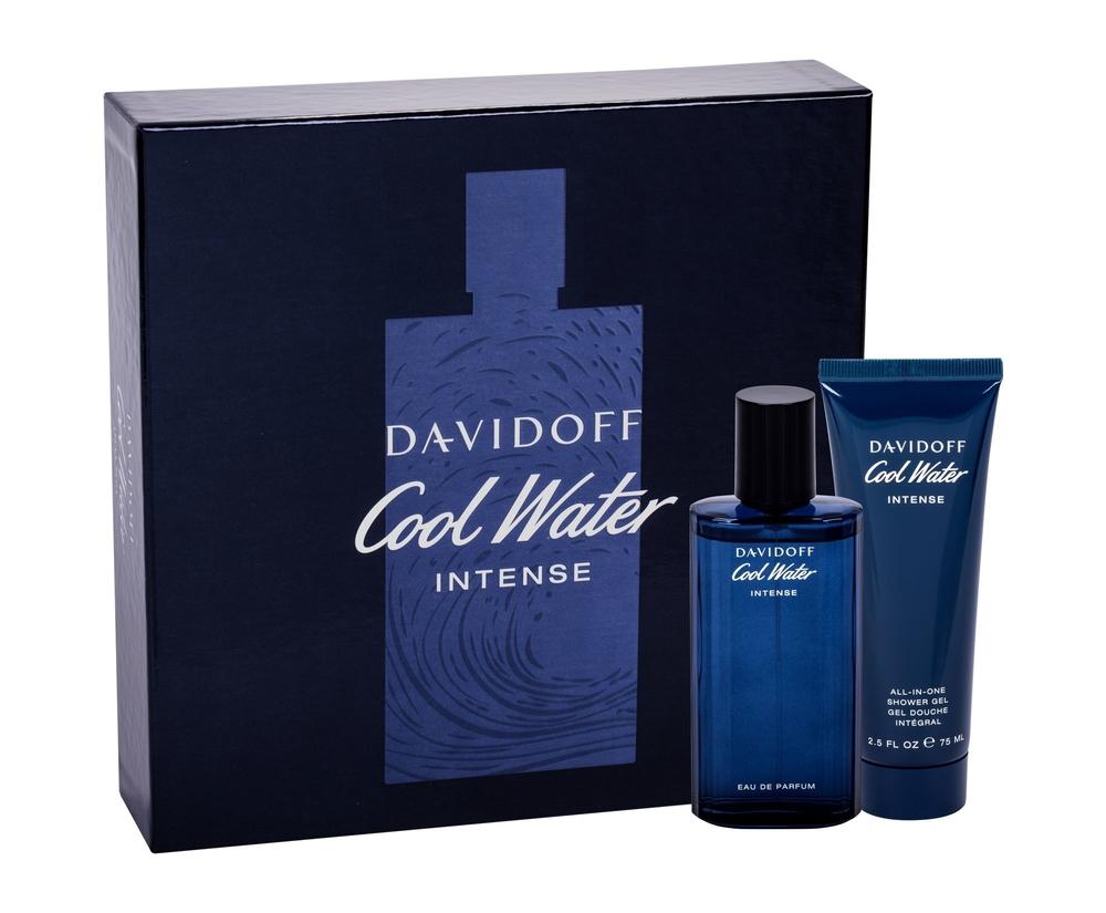 Davidoff Cool Water Intense Eau De Parfum 75ml - Set