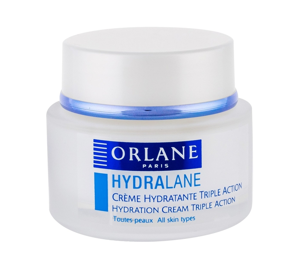 Orlane Hydralane Hydrating Cream Triple Action Day Cream 50ml (All Skin Types - For All Ages)