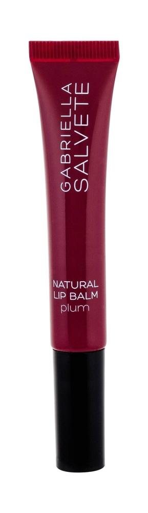 Gabriella Salvete Natural Lip Balm Lip Balm 9ml 03 Plum (For All Ages)