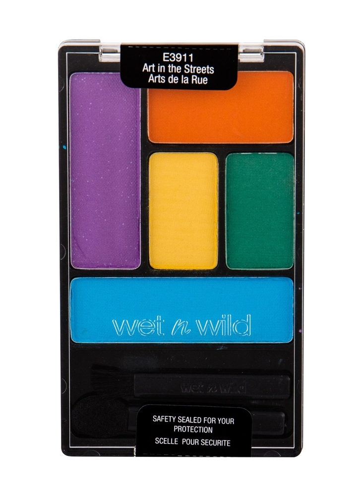 Wet N Wild Color Icon Eye Shadow 6gr Art In The Streets