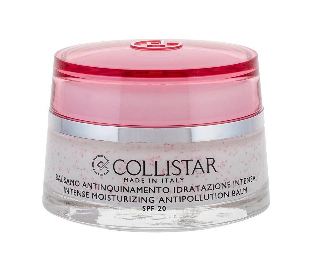 Collistar Idro-attiva Intense Moisturizing Antipollution Balm Day Cream 50ml Spf20 (All Skin Types - For All Ages)