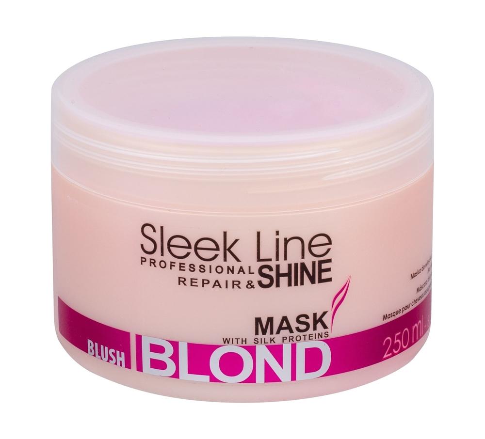 Stapiz Sleek Line Blush Blond Hair Mask 250ml (Blonde Hair)