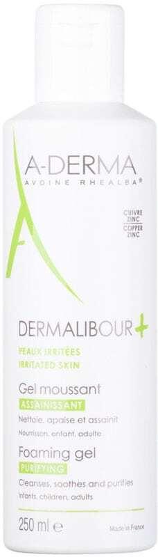 A-derma Dermalibour+ Foaming Gel Shower Gel 250ml