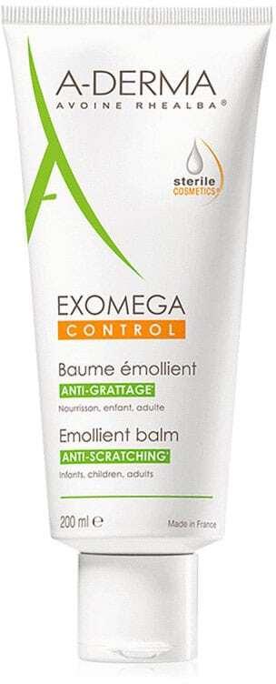 A-derma Exomega Control Emollient Balm Body Balm 200ml