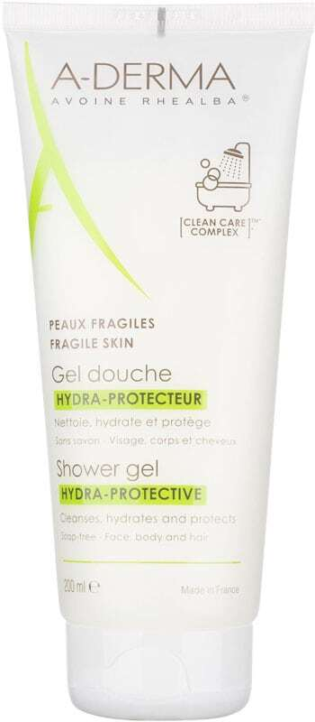 A-derma Les Indispensables Hydra-Protective Shower Gel 200ml