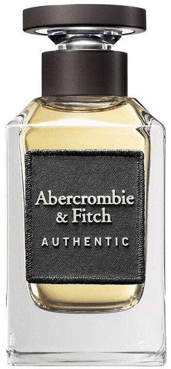 Abercrombie & Fitch Authentic Eau de Toilette 100ml